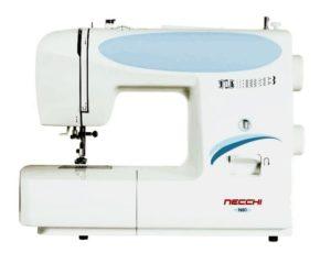 macchina da cucire necchi n81